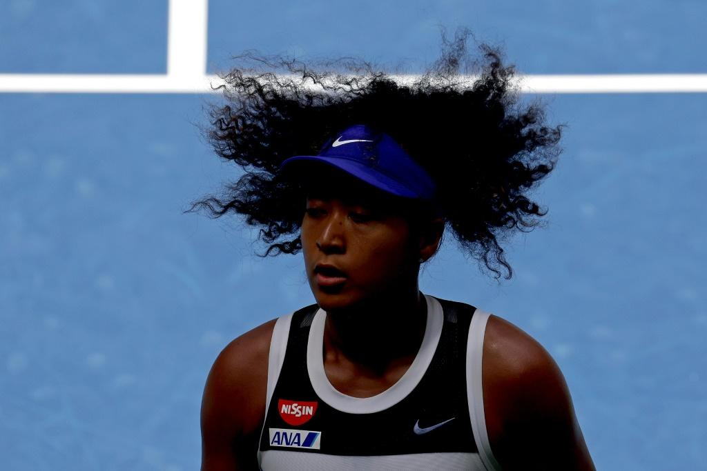 US Open champion Naomi Osaka of Japan says she will sit out the upcoming French Open because of a left hamstring injury