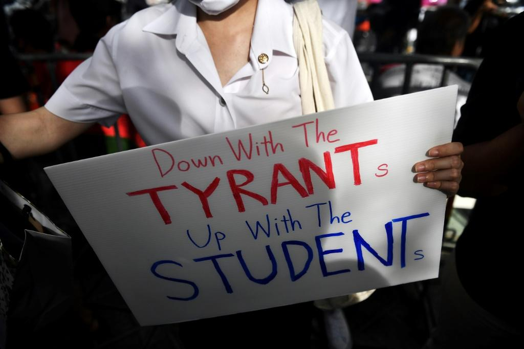 Thailand has seen almost daily gatherings of youth-led groups since mid-July and demanded the resignation of Prayut, the former army chief behind the coup in 2014, and a complete overhaul of his administration