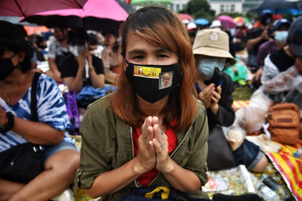 The kingdom has seen almost daily gatherings of youth-led groups since mid-July and asked to resign from Prayut, the former army chief behind the coup in 2014
