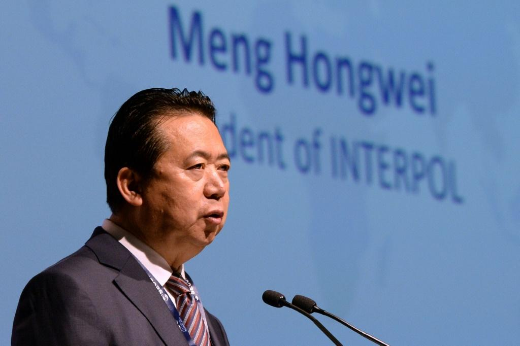 Interpol chief Meng Hongwei was sentenced to more than 13 years in prison for bribery in a case that shook the international police organisation