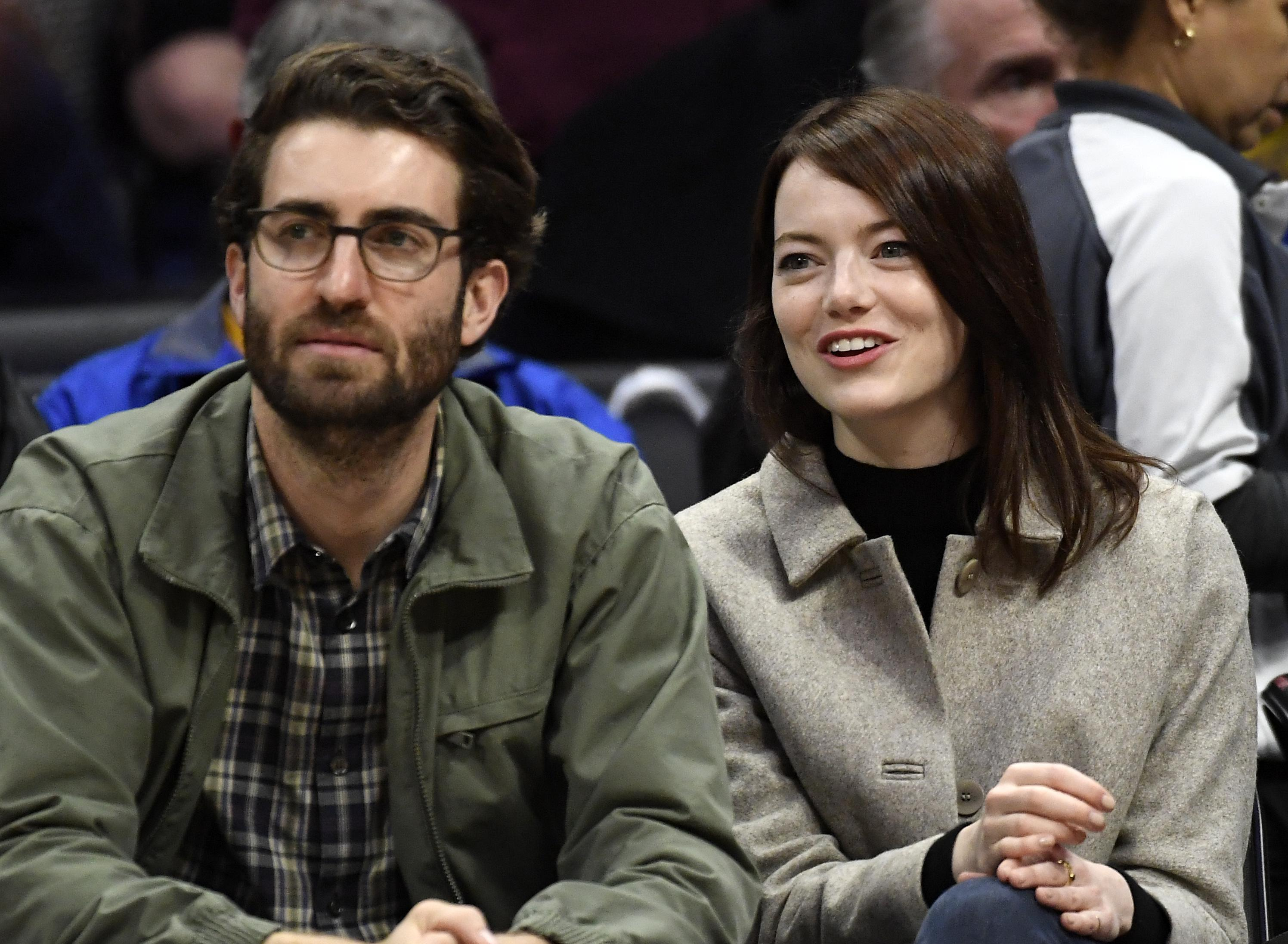 Emma Stone Has Married Dave McCary After Three Years Together!