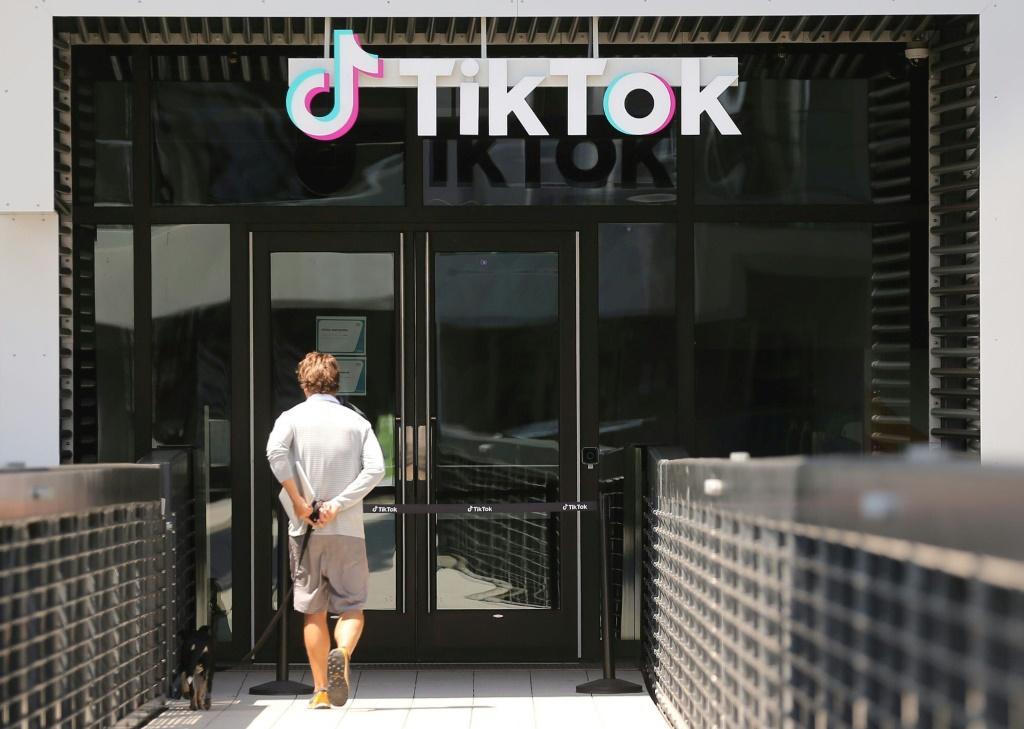 New downloads of the popular video-sharing app TikTok would be banned from midnight Sunday unless a court blocks the order by President Donald Trump, who has cited national security concerns