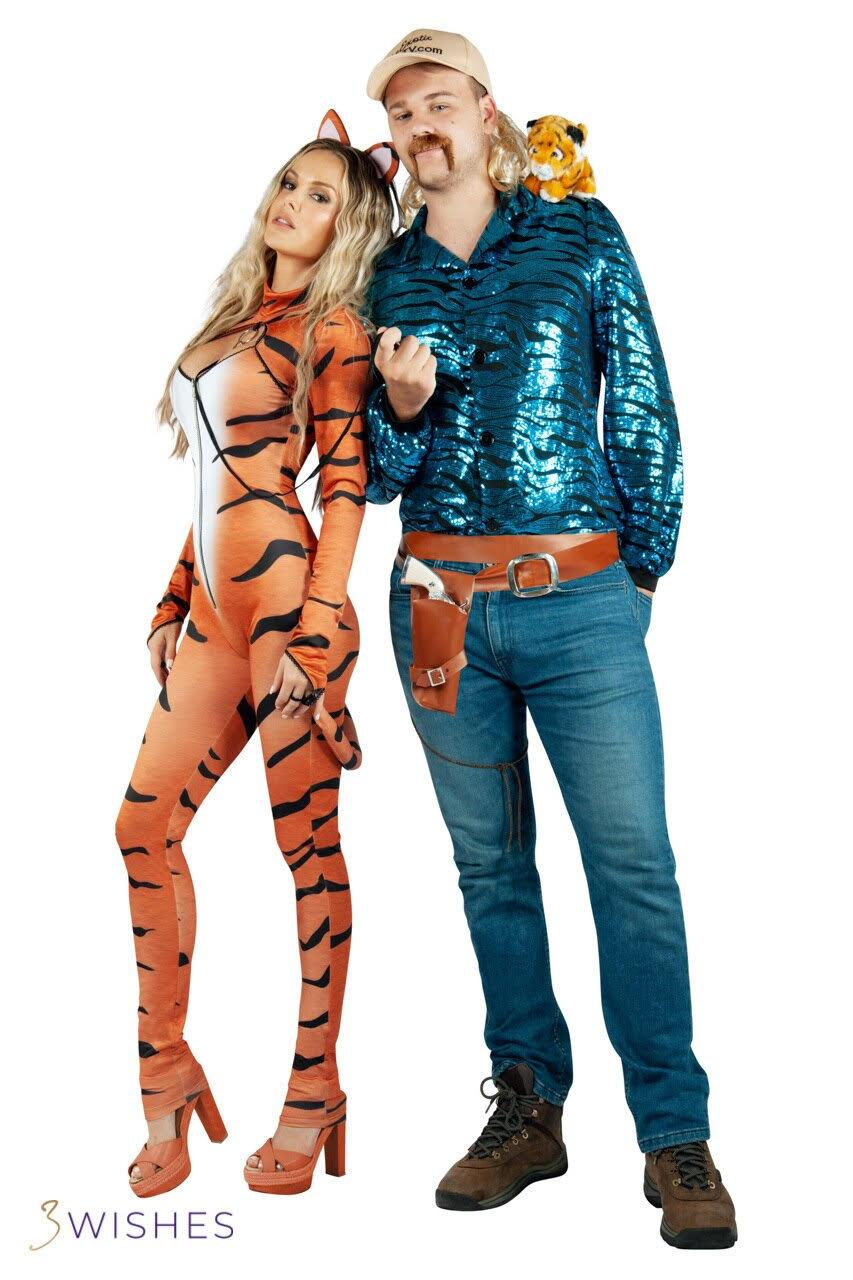 Trending Halloween Costumes are a Big Business Like This Year's Joe Exotic Costume