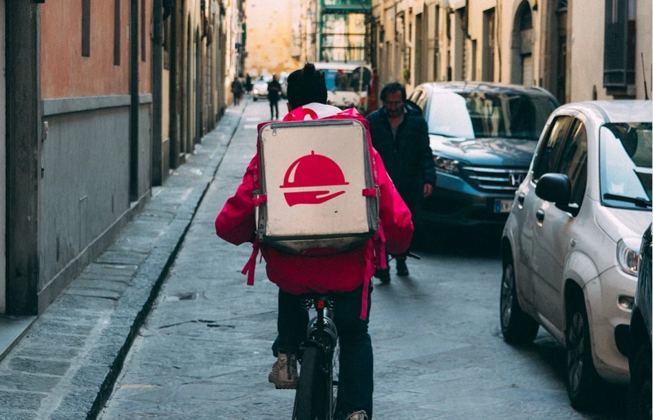 food delivery 2