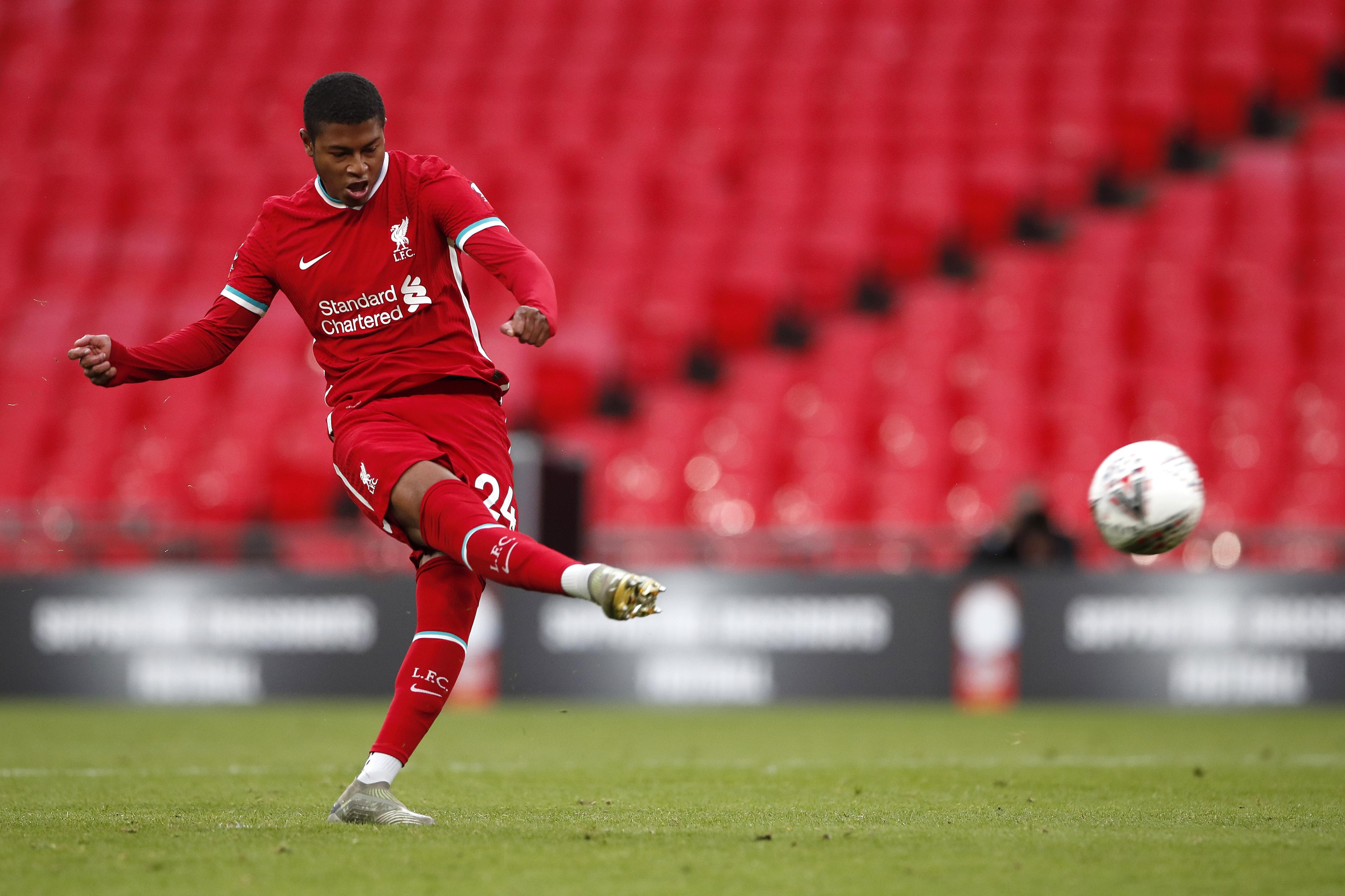 Sheff Utd Sign Liverpool Striker Brewster For £23.5m