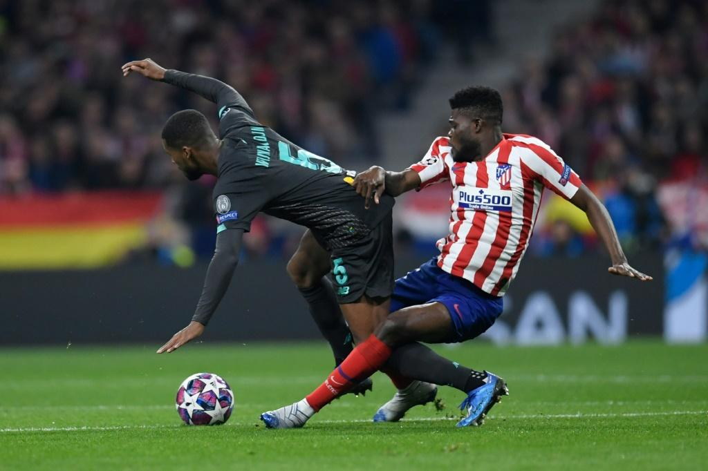 Arsenal Announce Partey Signing From Atletico Madrid