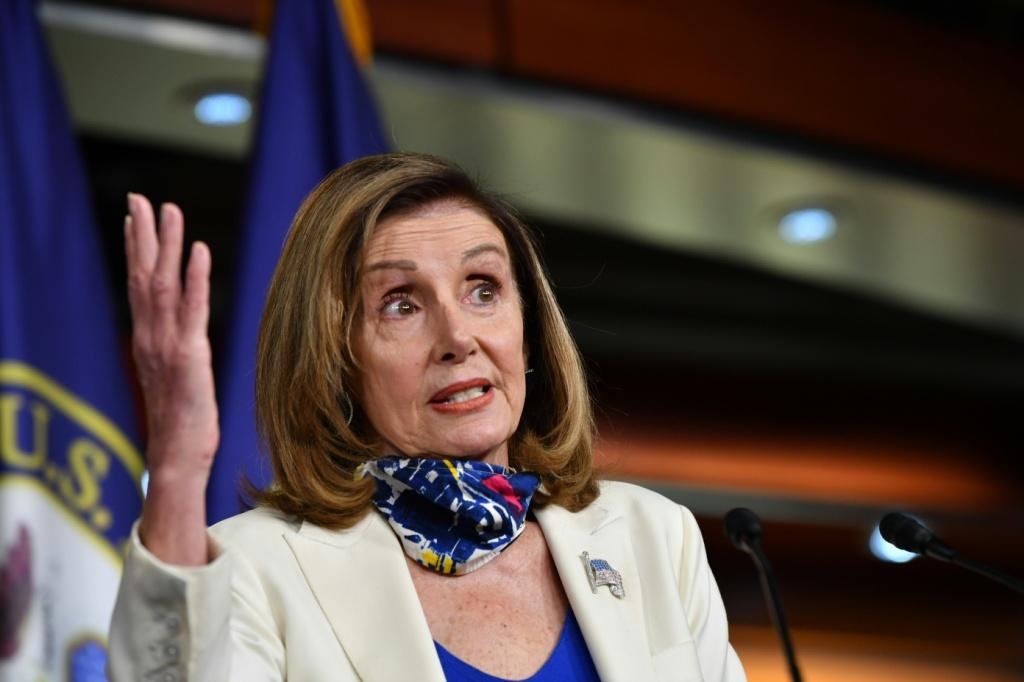 We'll talk about 25th Amendment tomorrow: Pelosi
