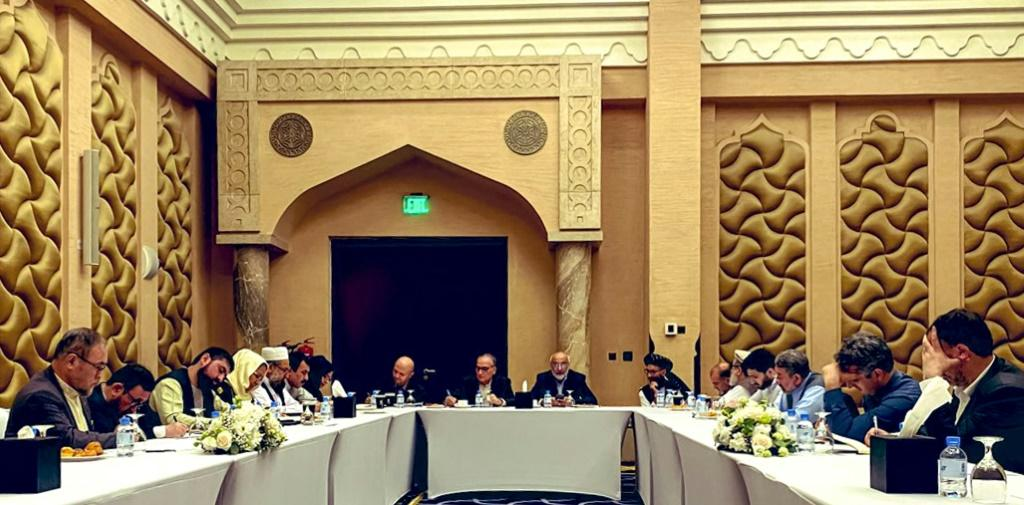 In Doha, the Taliban and the Afghan government are struggling to agree common language on a range of issues