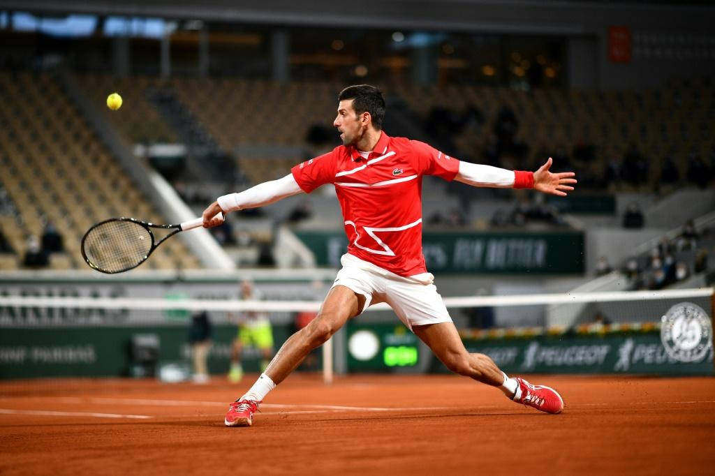 Djokovic wins 35th match of 2020, into 14th French Open quarter-final