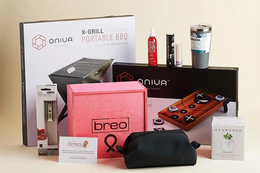 Fall 2018 Subscription Box