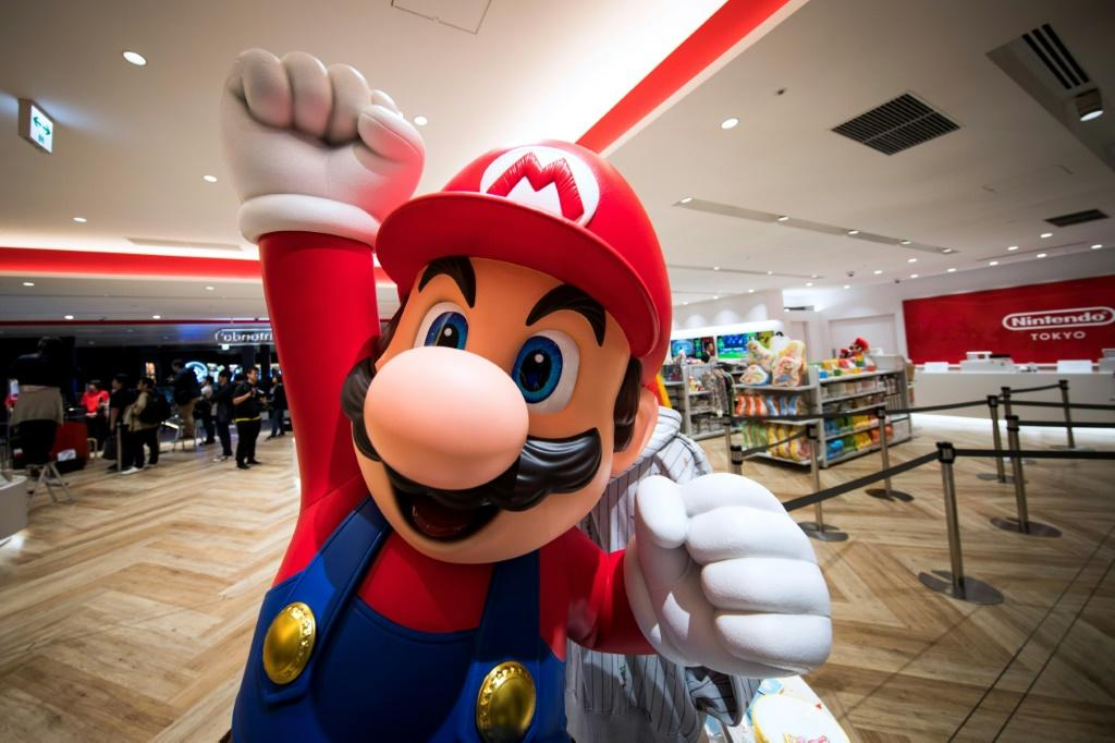 """A real-life """"Super Mario"""" game and a """"Mario Kart"""" ride will open next spring at Universal Studios Japan"""