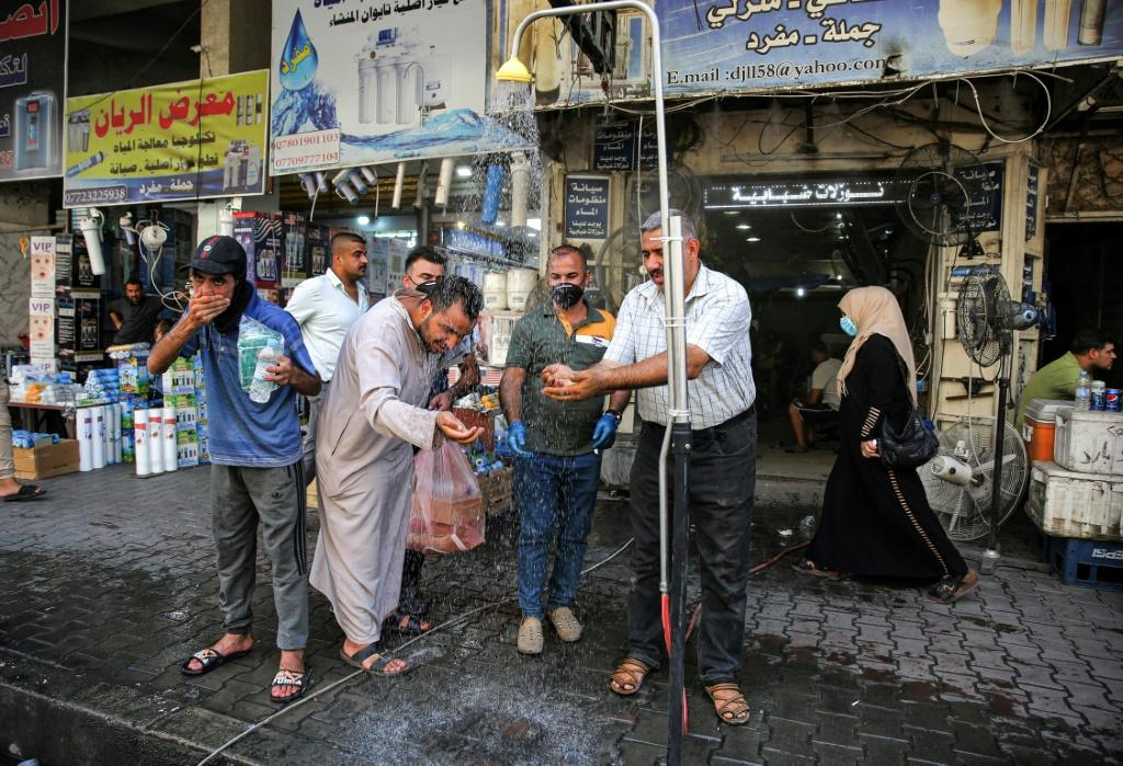September was brutal in the Middle East, with new high temperatures reported in Turkey, Israel and Jordan