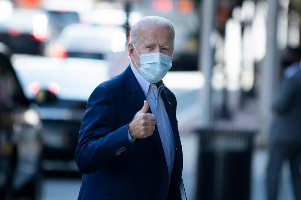 Markets are rising as investors see better chances for a sweep by Joe Biden and Democrats, which would break the political logjam in Washington on a new stimulus package for the US economy