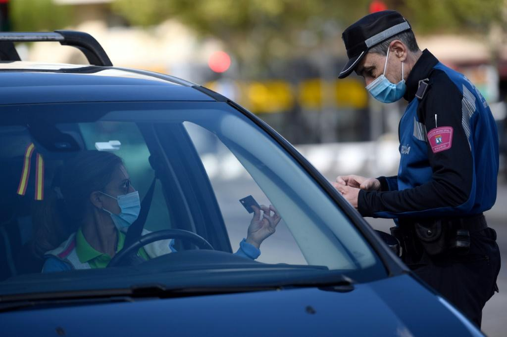 A partial lockdown in Madrid has been fiercely resisted by city authorities and was rejected by a regional court on Thursday.