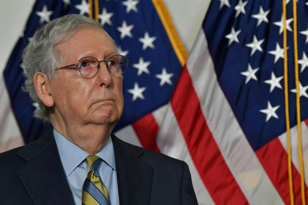 McConnell Warns GOP Against Striking Deal With Pelosi