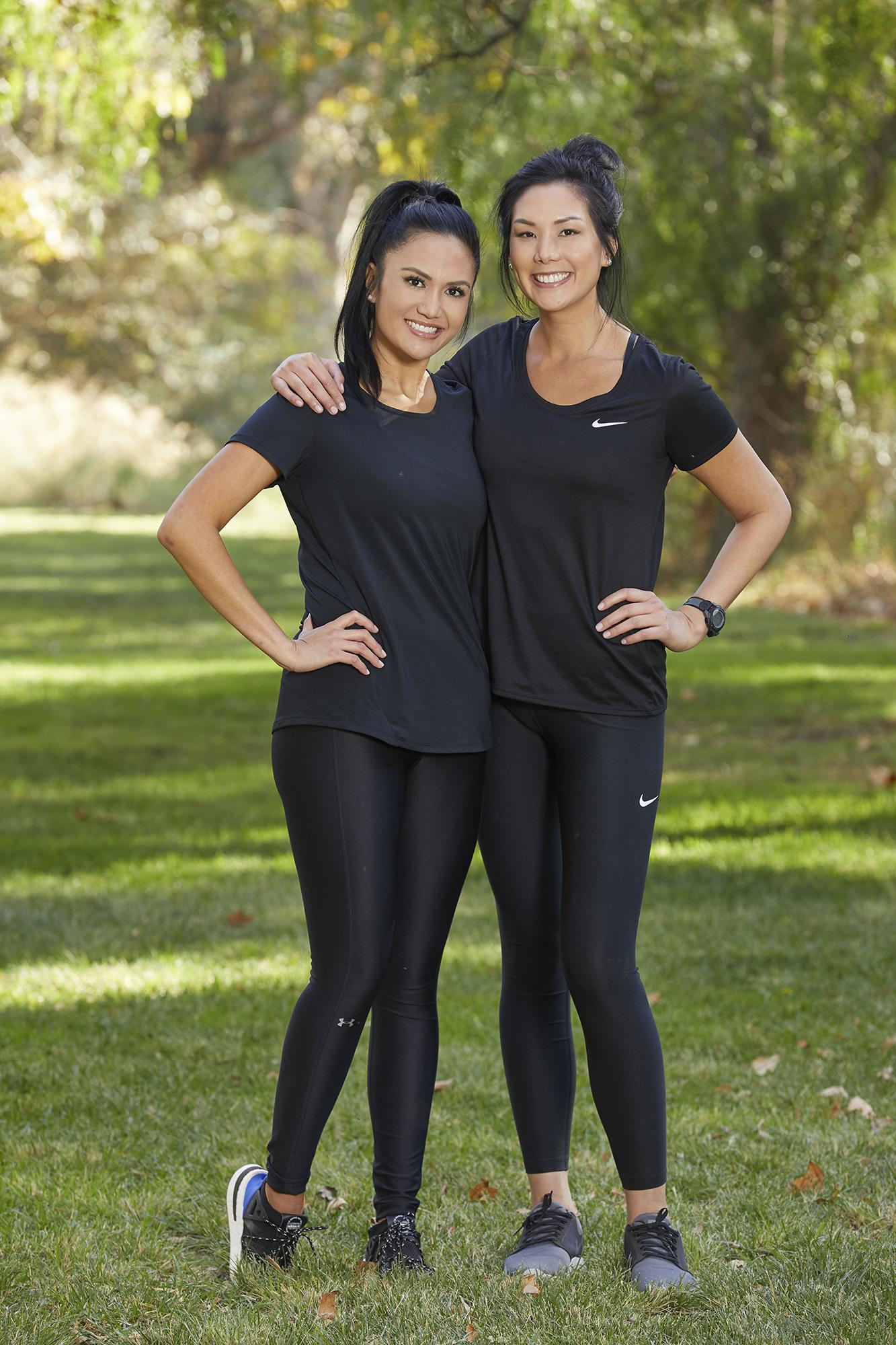 Victoria and Michelle Newland, TAR 32