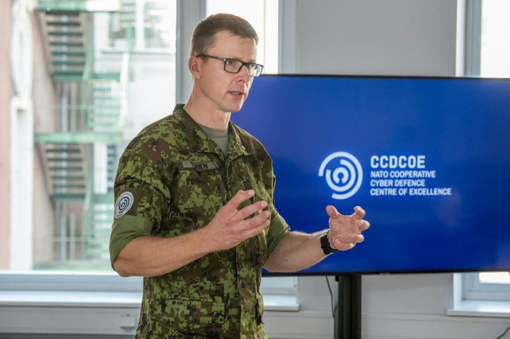'Large scale use of remote work has attracted spies, thieves and thugs,' says Jaak Tarien, head of NATO's Cooperative Cyber Defence Centre of Excellence