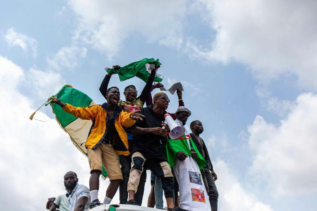 It is most often the young who suffer from the impact of corruption and violence in Nigeria