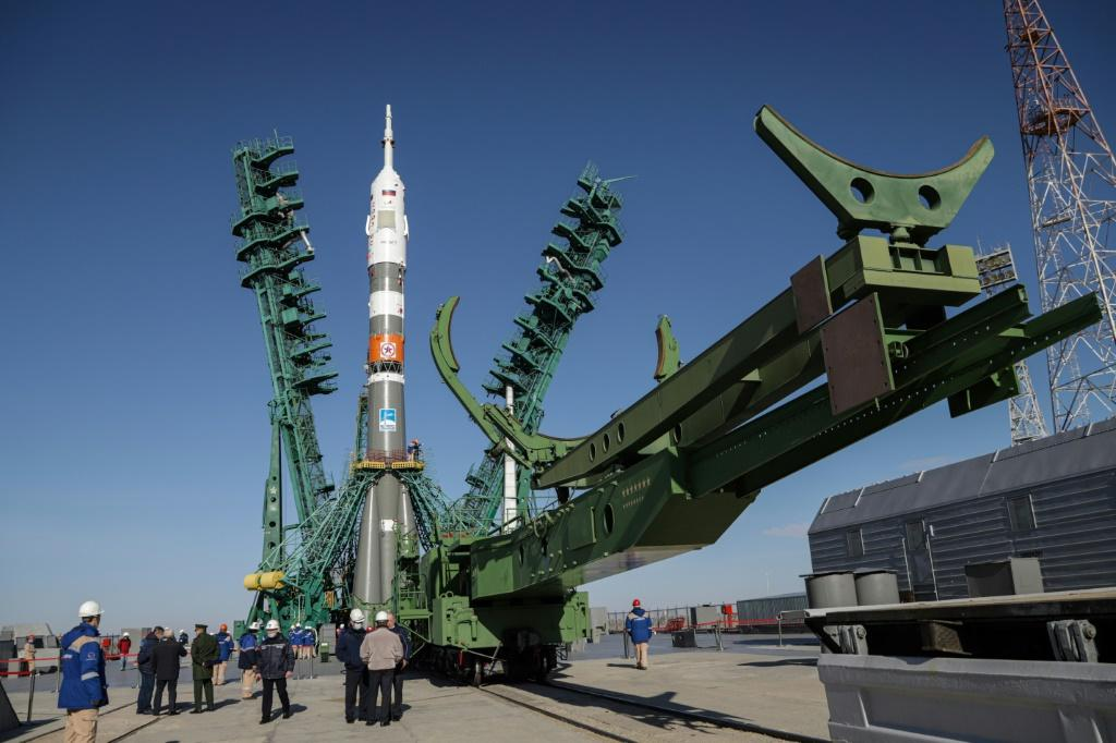Roscosmos said the capsule had successfully gone into orbit