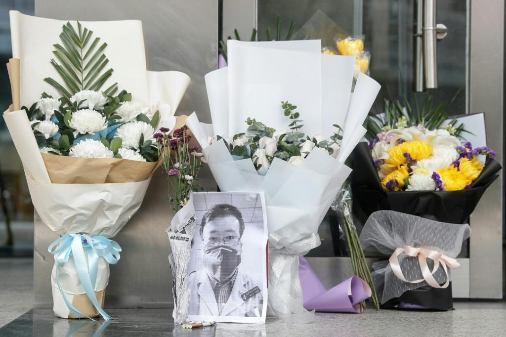 Ophthalmologist Li Wenliang was at first remprimanded after alerting colleagues to the new coronavirus but an outpouring of grief and anger over his death prompted Beijing to redirect criticism to local officials and subsequently paint him as a hero