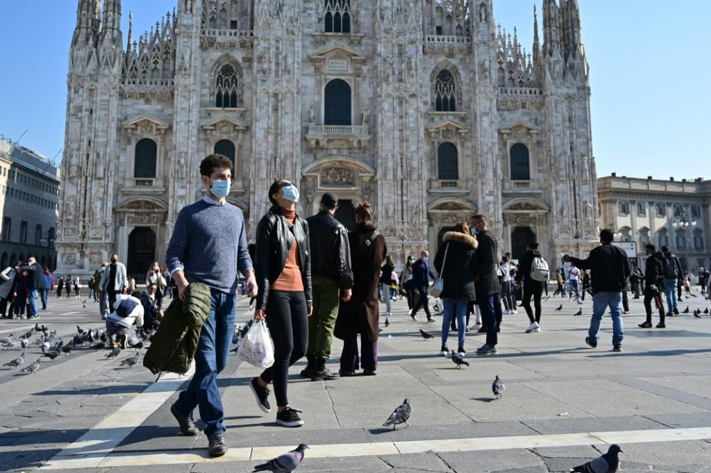 Italy was the latest country to announce fresh curbs on Sunday night