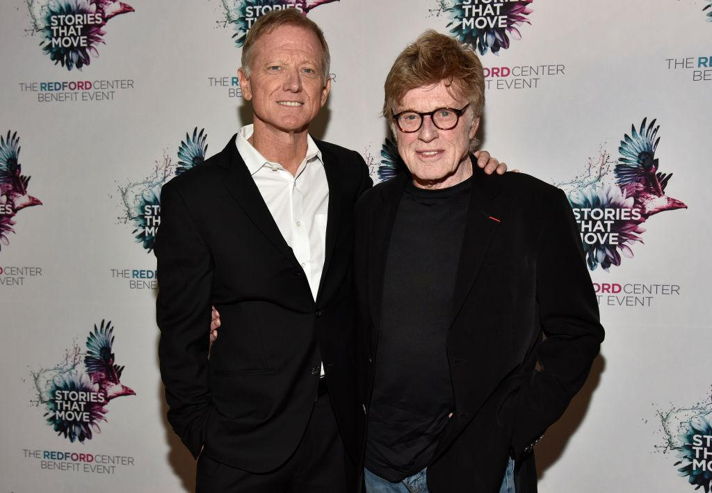 Robert Redford's Son James Dead of Cancer at 58