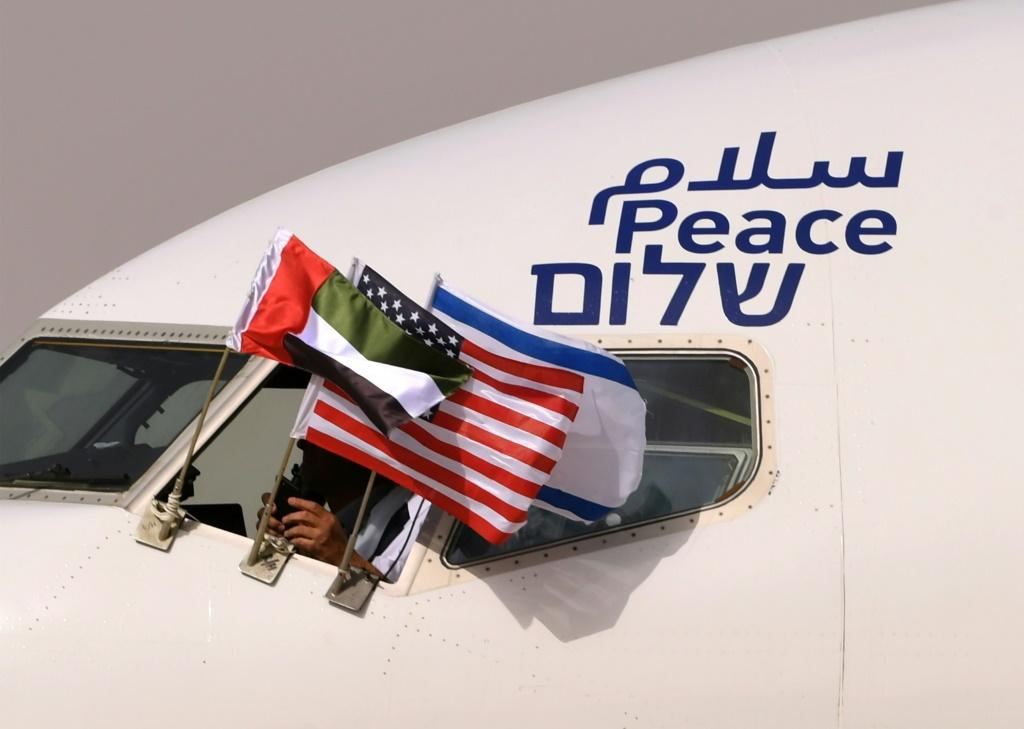 The United Arab Emirates is only the third Arab state after Egypt and Jordan to have normalised ties with Israel
