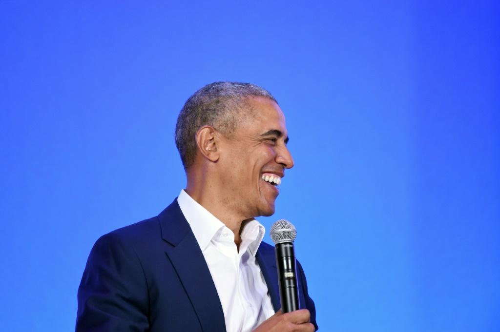 Former Pesident Barack Obama remained on the sidelines during the Democratic presidential primaries but he threw his support behind Joe Biden after his former vice president won the nomination