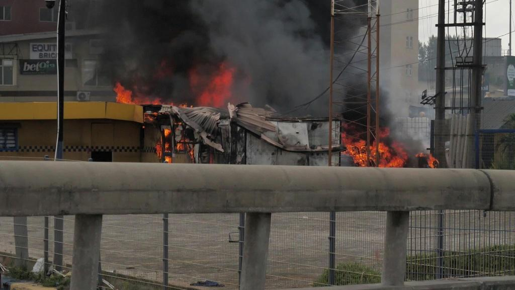 Lagos in shock after deadly shooting of protesters