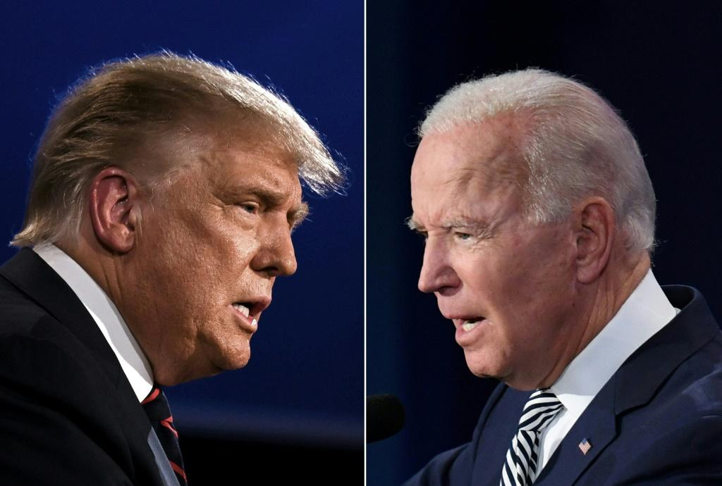 Trump and Biden are to hold their second and final debate in Nashville, Tennessee