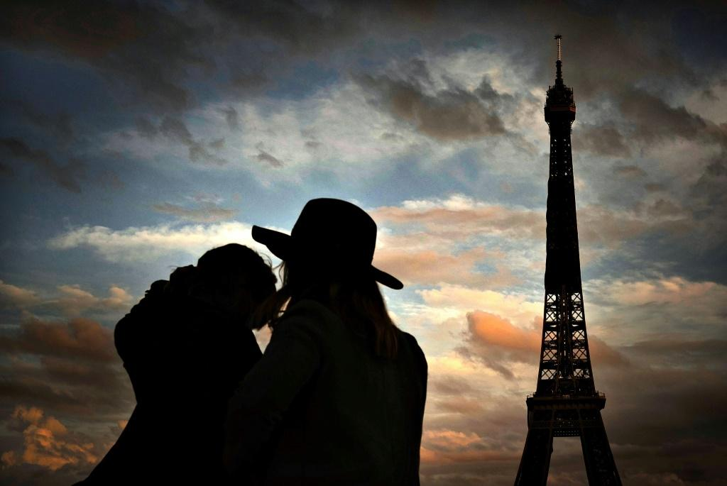 The Eiffel Tower has seen a dizzying drop in visitor numbers because of Covid