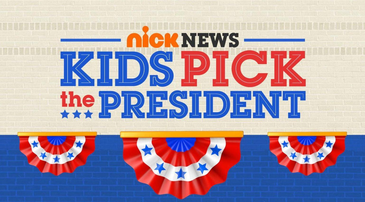 Joe Biden wins the 2020 election in an informal youth vote conducted by Nickelodeon
