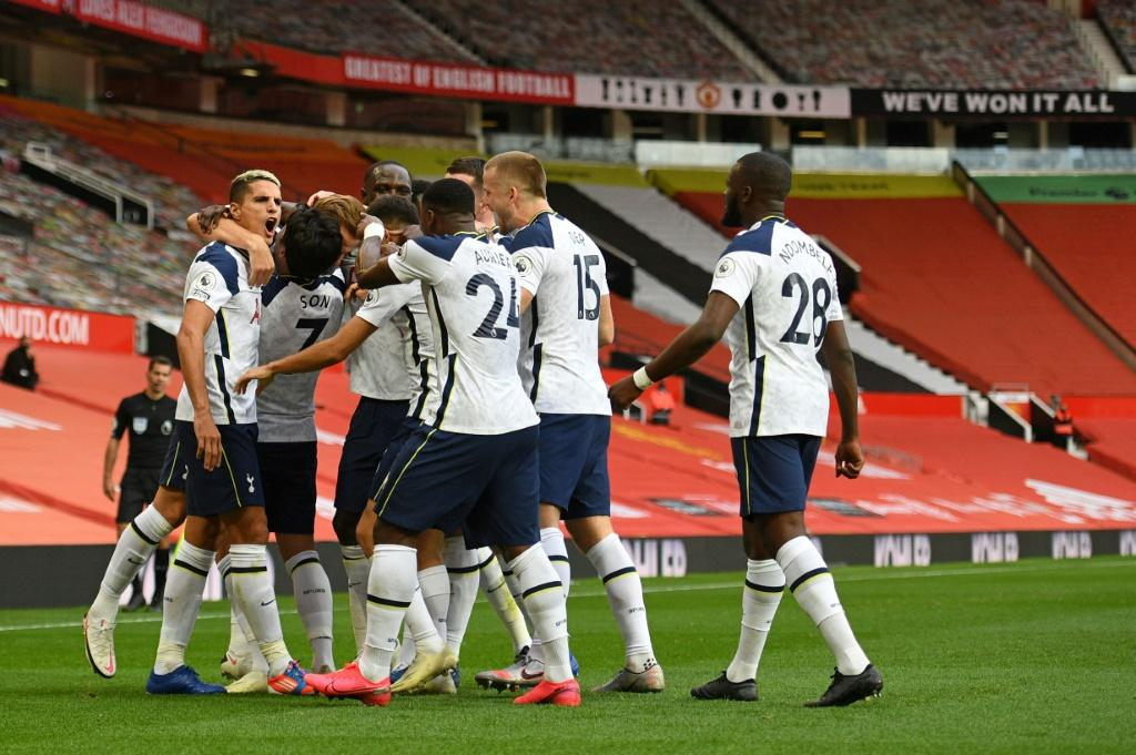 Tottenham Hotpsur's 6-1 thrashing of Manchester United is just one of a plethora of high scoring games in the Premier League this season