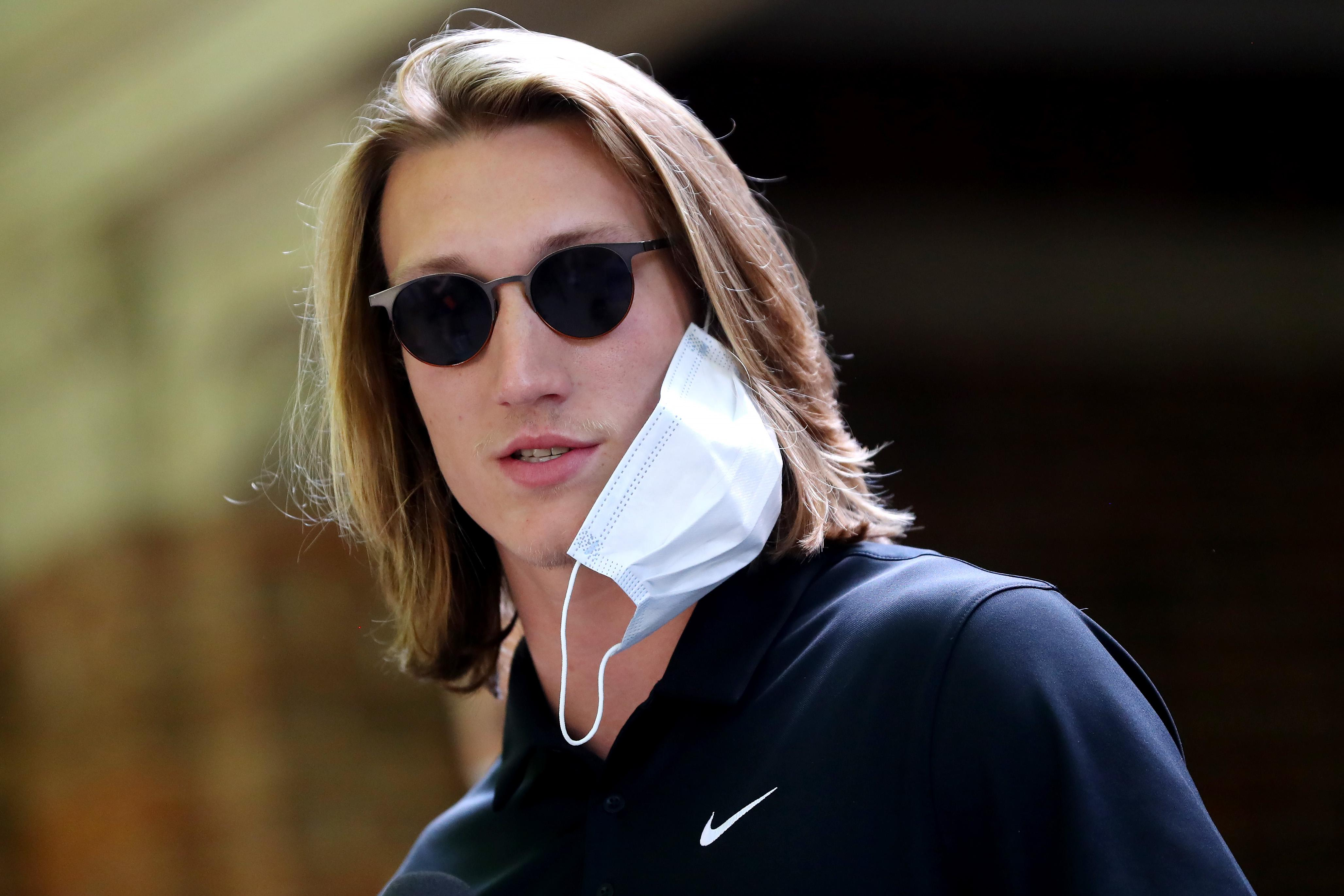 Clemson football Trevor Lawrence