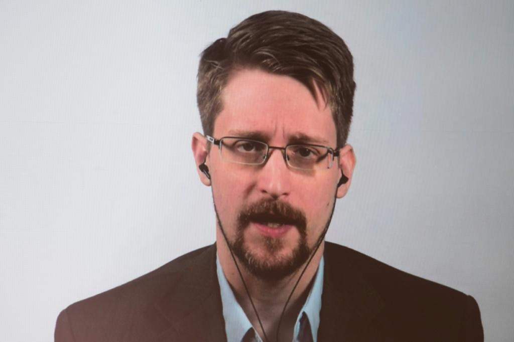 Snowden, who revealed in 2013 that the US government was spying on its citizens, has been living in exile in Russia since the revelations