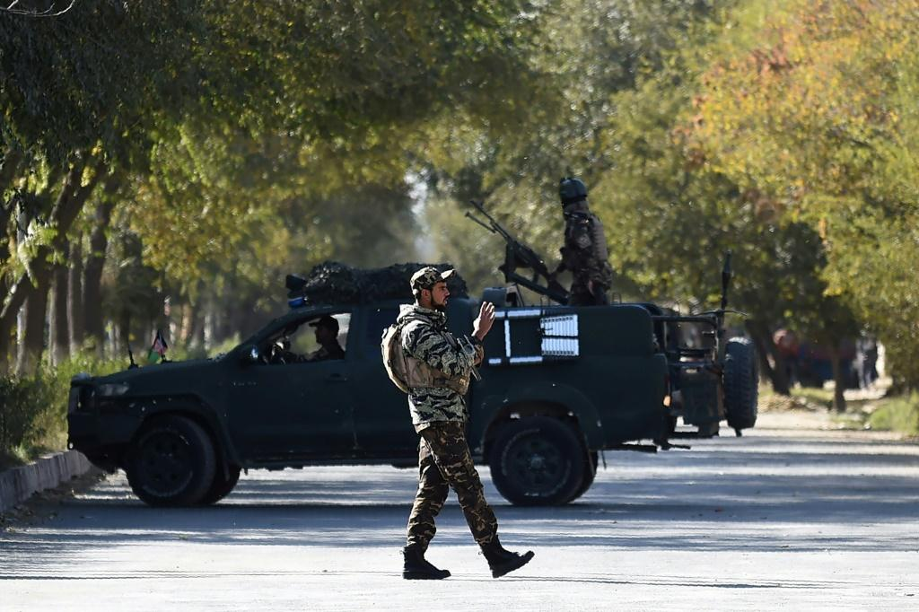 The attack marked the second time in less than two weeks an educational institution was targeted in the capital