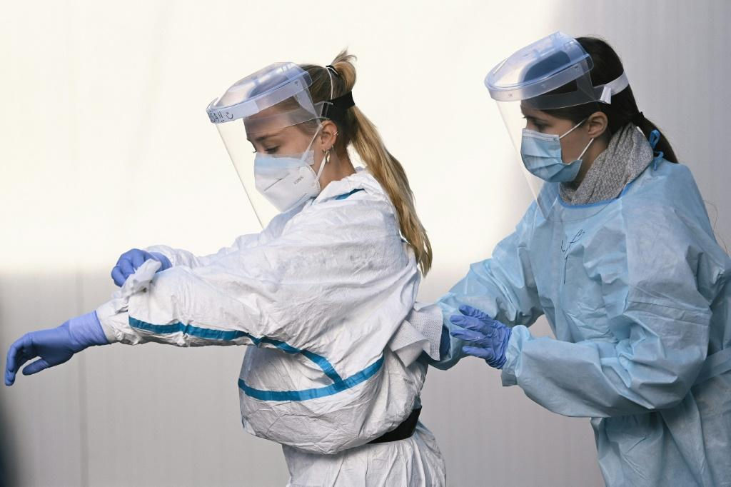 Belgium is one of several European countries to have imposed tough restrictions on daily life to stem the coronavirus
