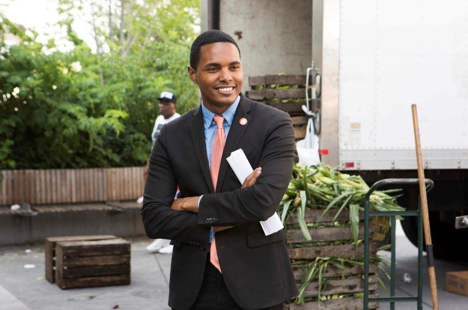 Ritchie Torres of New York becomes first openly gay, Afro-Latino person elected to the U.S. House of Representatives