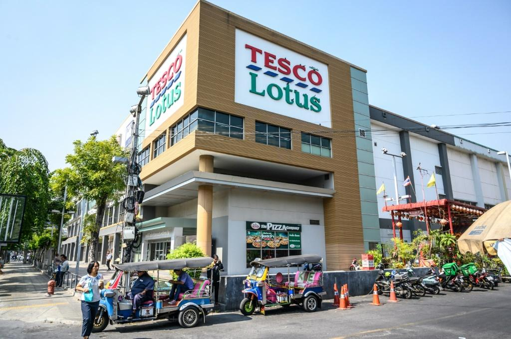British retail giant Tesco is looking to sell its supermarket business in Thailand