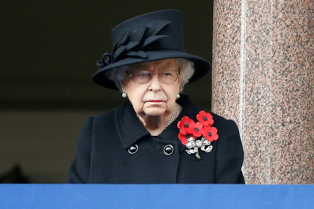 Queen Elizabeth II had laid a wreath on Britain's Tomb of the Unknown Warrior earlier in the week, marking 100 years since the remains of an unidentified soldier were brought back from northern France