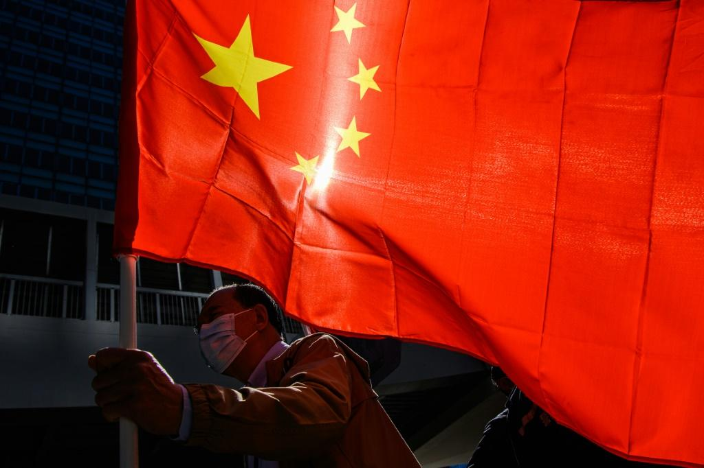Four politicians were disqualified for being deemed a national security threat to China