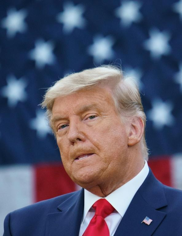 US President Donald Trump still says he should have won reelection but his options are dwindling