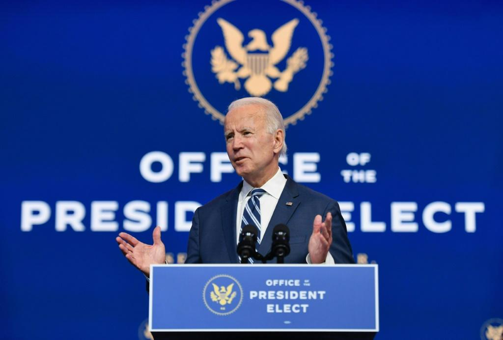 Winning Arizona gives Biden a 290-217 lead over Trump in the Electoral College that ultimately decides the presidency