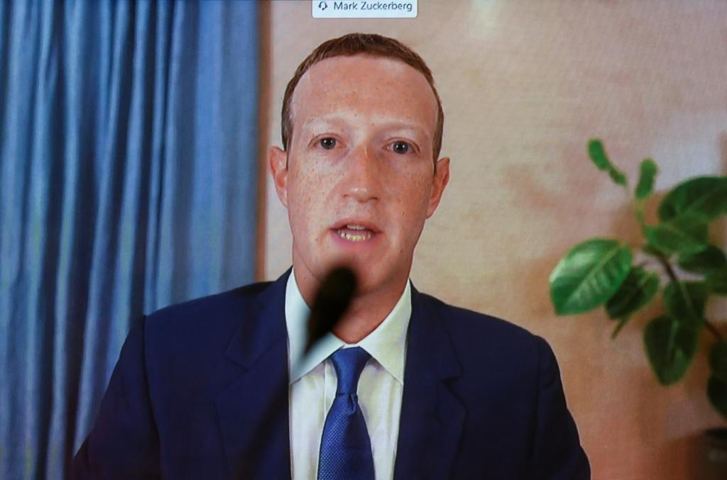 Facebook CEO Mark Zuckerberg told a Senate hearing he supports the idea of reform on a law which gives broad immunity to internet services for third-party content
