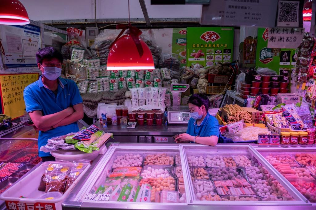 China, once the epicenter of the coronavirus, is now concerned the epidemic could be spread by frozen food imports