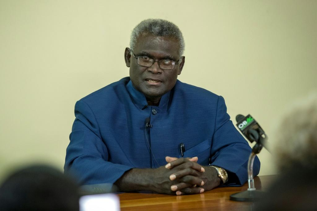 The government of Solomon Islands Prime Minister Manasseh Sogavare has railed against criticism on the social media platform