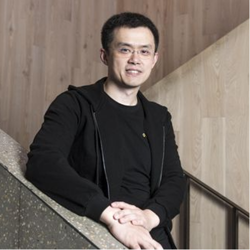 Changpeng Zhao - Founder and CEO of Binance exchange
