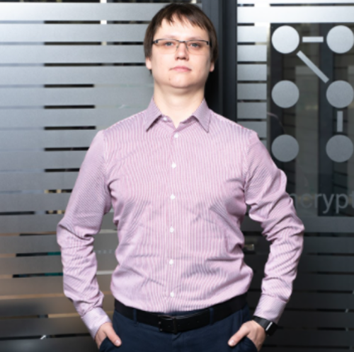 Roman Nekrasov - Serial entrepreneur, IT Engineer, expert in the field of information and decentralized technologies.