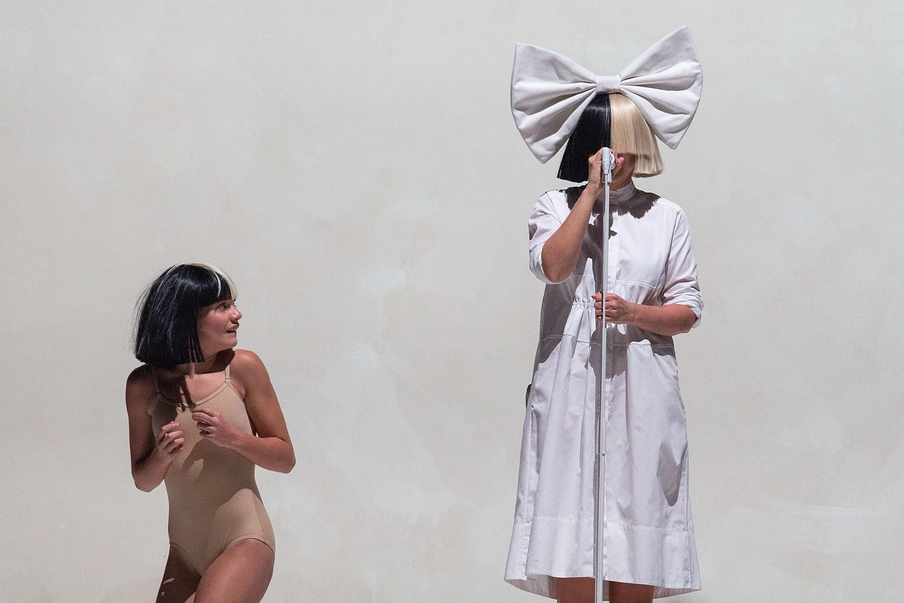 Sia's new movie slammed for not hiring autistic actor