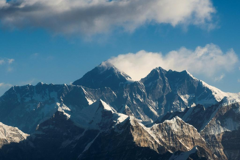 Traces of microplastics have been found as high as 8,440 metres on Mount Everest, just short of the summit